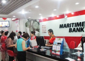 Ngân hàng Maritime Bank cho vay thế chấp ngắn hạn