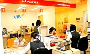 Ngân hàng VIB cho vay ngắn hạn 8,49%/năm