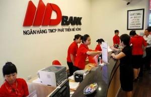 Sản phẩm vay vốn tiêu dùng trả góp ngân hàng MDBank
