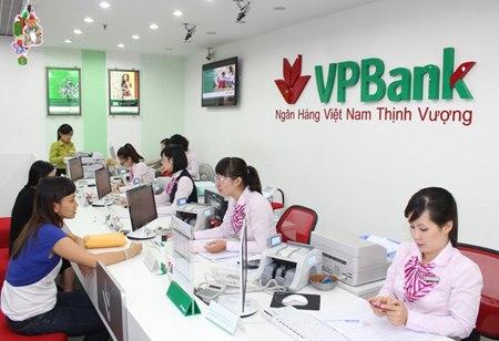 Vay không thế chấp tiêu dùng VPBank lãi suất thấp
